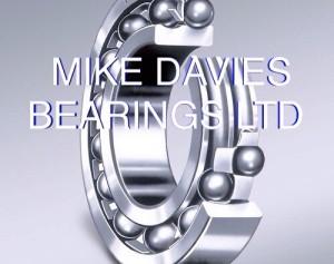 Mike Davies Bearings Logo